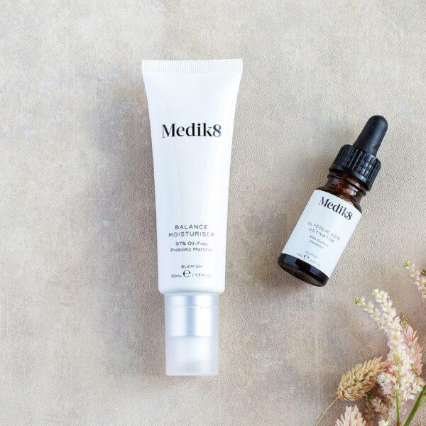 Schoonheidssalon Leonie | shop |skincare| Balance moisturiser Medik8|