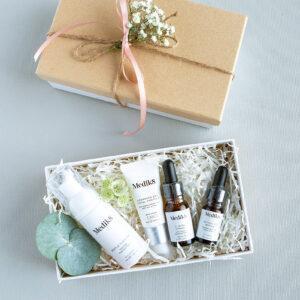 Schoonheidssalon Leonie| Nieuwstadt | Medik8 CSA filosofie giftbox |skincare